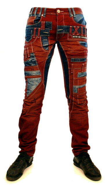 JEANS FASHION MAN MEN NEW ALL SIZE HIGHER KOSMO CIPO Dg NEW STAR HOSE TROUSER
