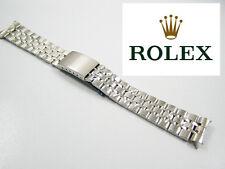 19mm correa de acero de jubileo de ostra ROLEX TUDOR estilo 1501 6694 6426 5500