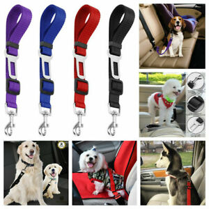 2-Pack-Cat-Dog-Pet-Safety-Seat-belt-Clip-for-Car-Vehicle-Adjustable-Harness-Lead