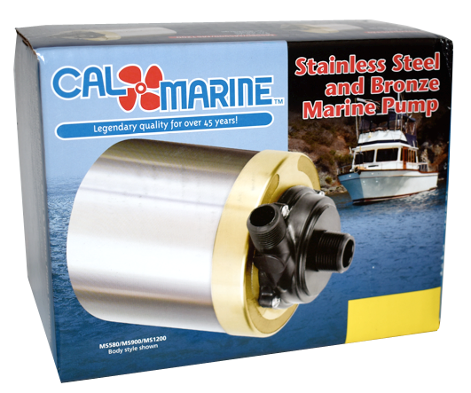 Cal Marine Air Conditioning 115v AC Pump MS320