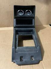 Datsun Nissan 720 Pickup Oem Center Console Black No Bracket