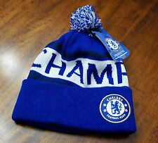 New Chelsea FC English Premiere League Champions Official Licensed Beanie
