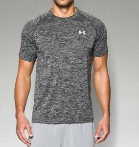 a96b7f47ad4 Under Armour Men s UA Tech Short Sleeve T-Shirt 1228539-009
