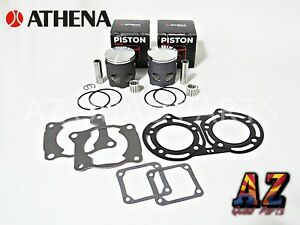 Wiseco 64.50mm Bore Pro Lite Pistons Piston Gaskets Yamaha Banshee YFZ 350