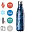 Stainless Steel 17oz  Water Bottle