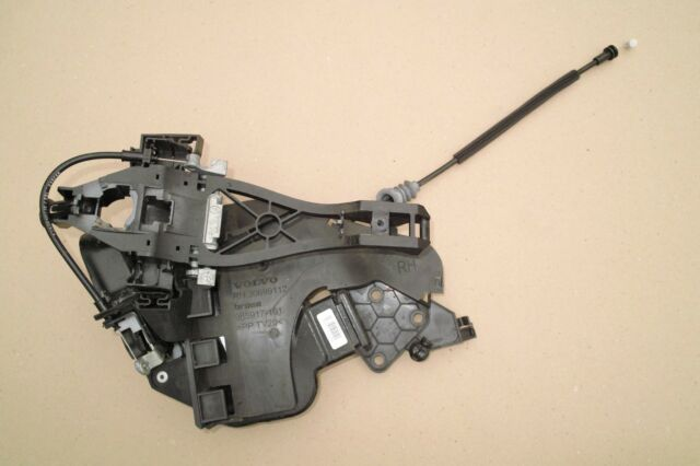 GENUINE VOLVO S40 V50 05-12 OSR O/S/R DRIVER REAR DOOR LOCK MECHANISM 30753673