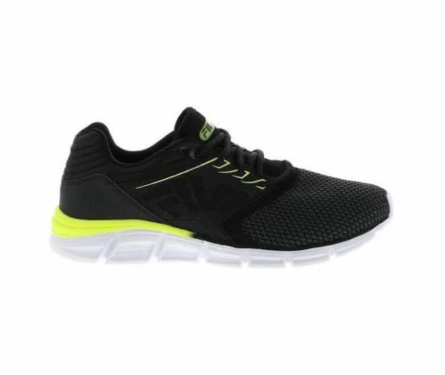 f4c15ce5021e FILA Mens Black Memory Multiswift 2 Athletic Training Shoes Size 11 ...