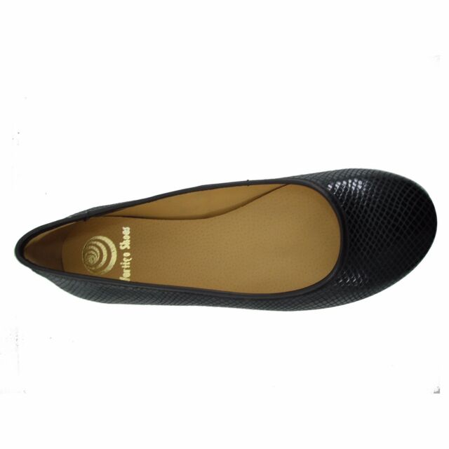 Patent Leather Ballet Flats MADE