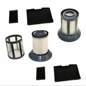 Details About 2 Pack Hqrp Dirt Cup Filter Kit For Bis Zing Easy Vac Cleanview Vacuums 34z1