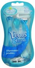 Gillette Venus Disposable Razors Smooth Skin 3 Each (Pack of 2)