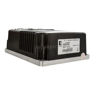 Details about SepEx Controller 1244-5651 CURTIS Programmable MultiMode DC  36V/48V 600A New