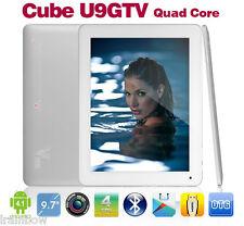 "9.7"" Cube U9GTv u9gt5 OS4.2 quad core retina 1.8GHz dualcam Bluetooth 2GB/16GB"