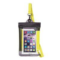Travelon Floating Waterproof Smart Phone / Digital Camera Pouch / Case - Yellow