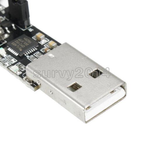 3in1 5V 3.3V USB To RS485 RS232 TTL Serial Port Converter Board Module CP2102