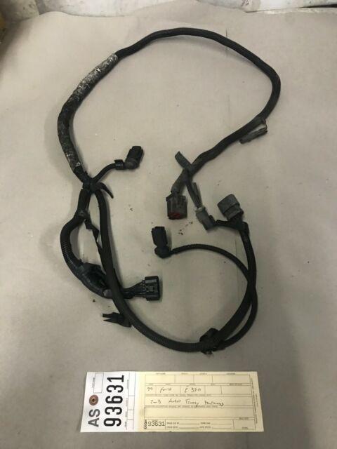 1999-2003 Ford E350 7.3L Powerstroke transmission wiring harness as93631    eBay   99 Ford Wiring Harness      eBay