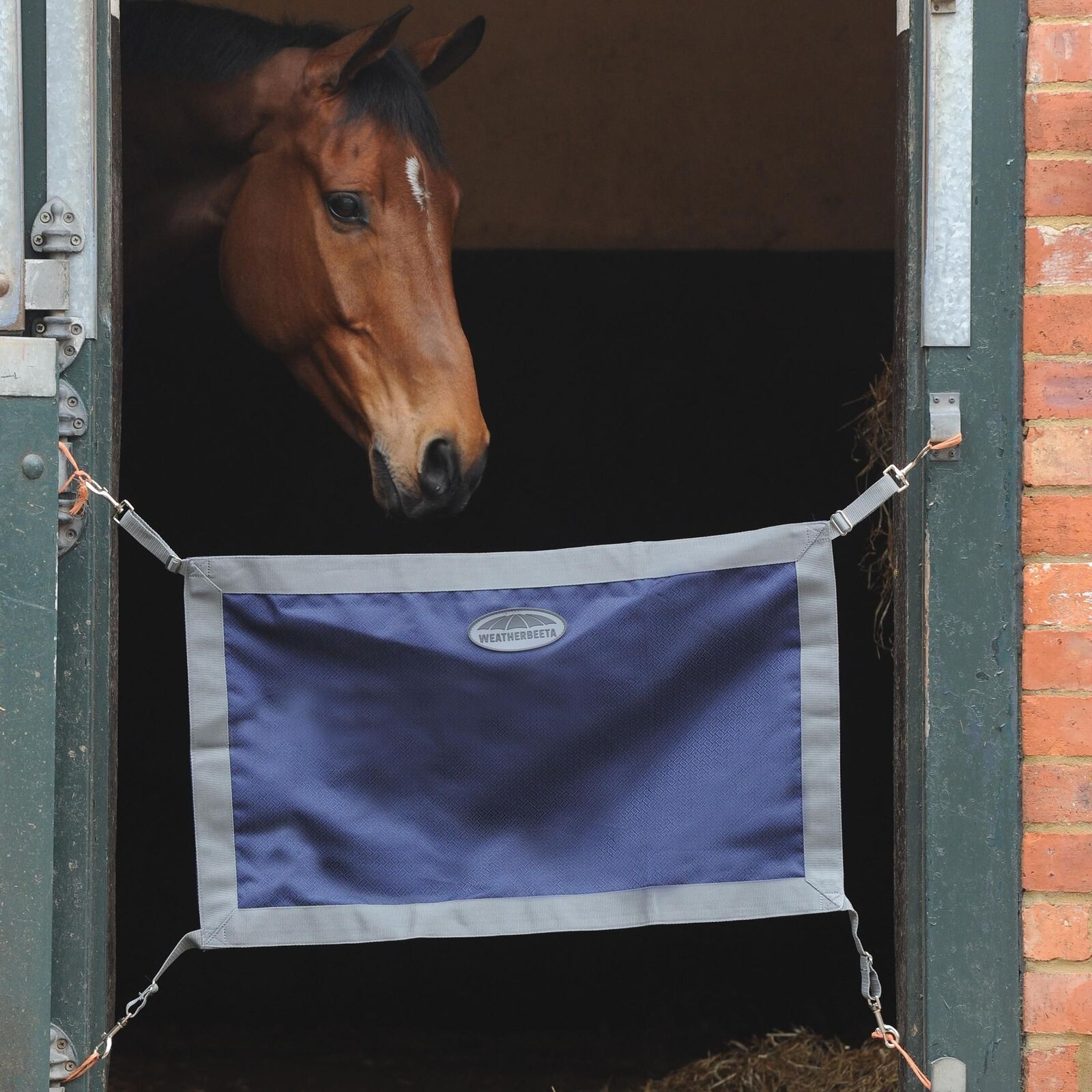 Weatherbeeta 1200D Stall Guard Strong 1200 Denier triple weave stall guard. Adju
