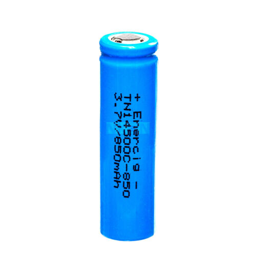 Enercig EC-14500 Li-Ion 14500 3,6V 850 mAh Ersatzakku für Led-Lenser P5R.2 P5R
