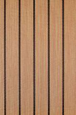 Marine Woven Vinyl Boat Flooring w/ Padding : Teak - 04 : 8.5 : Custom Length