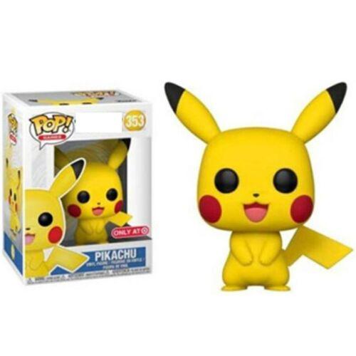 FUNKO POP Pikachu #353Figurines Collection Modèle Jouets pour Enfants