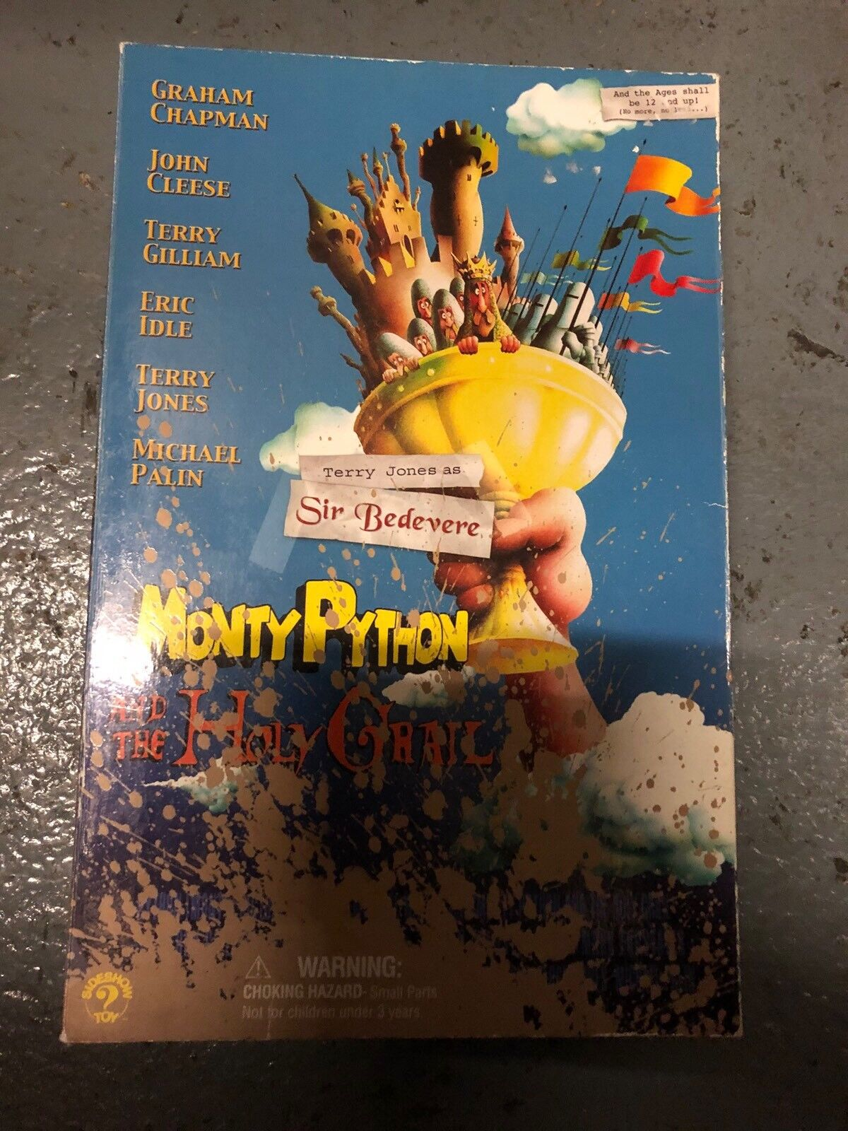 Sideshow Monty Python Holy Grail Sir Bedevere Terry Jones  AF SSC 208