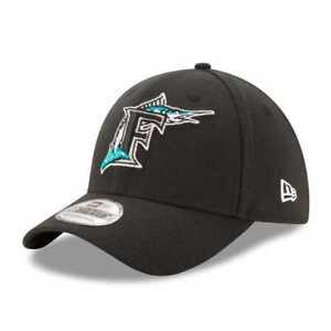 733b364a2d3 Florida Marlins New Era MLB 39THIRTY Team Classic Stretch Flex Cap ...