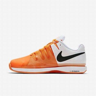 Excremento Tener un picnic Simetría  Nike Women's Zoom Vapor 9.5 Tour clay tennis shoes - white, tart & black UK  4.5 | eBay