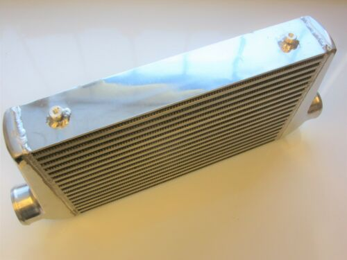 """FMIC 76mm Inlet//Outlet 3/"""" Universal 450x300x76 Core Front Mount Intercooler"""