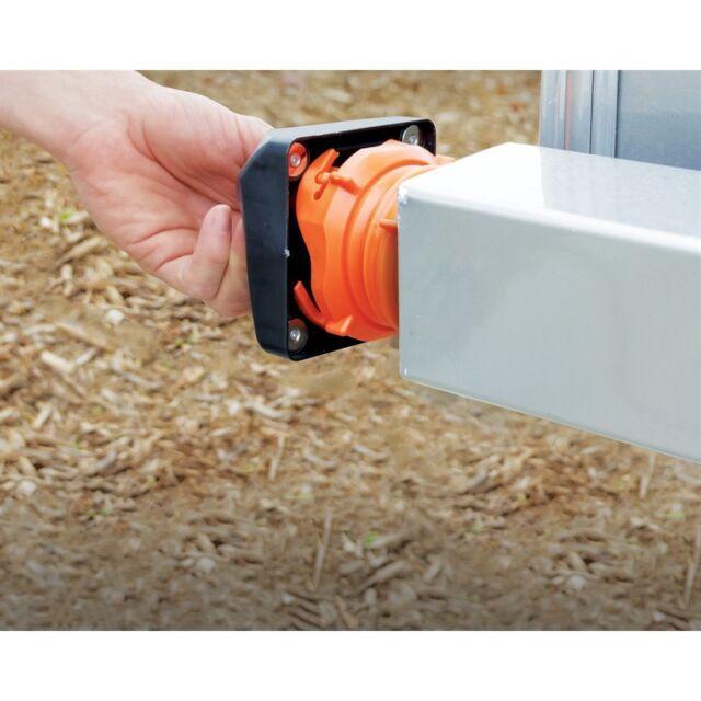 Camco 40310 Rv Camper Motorhome Magnetic Bumper Cap Set For Sale