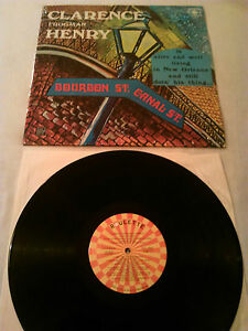 CLARENCE FROGMAN HENRY - IS ALIVE & WELL LIVING IN NEW ORLEANS.. LP EX!!! SHRINK