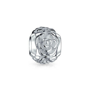 Bling-Jewelry-925-Sterling-Silver-Rose-Flower-Bead