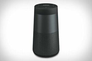 Bose SoundLink Revolve Water Resistant Bluetooth Speaker- Triple Black