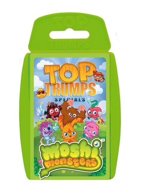 Top Trumps - Moshi Monsters
