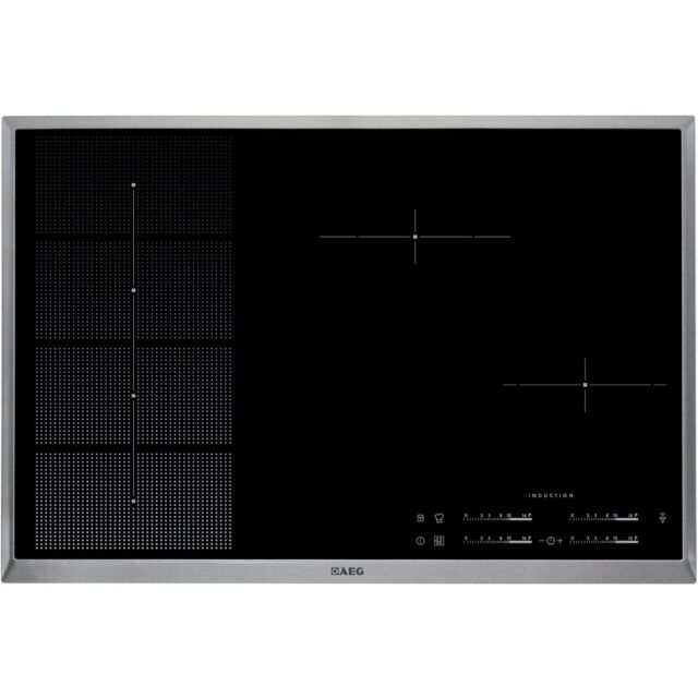 AEG HKP85410XB 80CM 4 Zone H2H INDUCTION COOKTOP RRP $4299.00