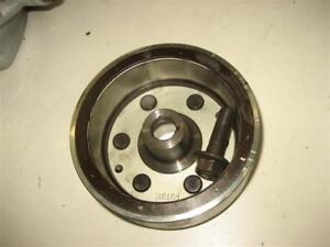 Kawasaki-Un-750-A-Vulcan-Alternator-Pole-wheel-rotor-sprocket-Generator