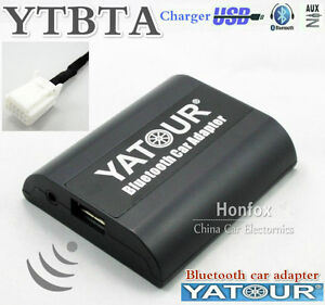 Yatour yt bta bluetooth a2dp adapter for toyota lexus scion small image is loading yatour yt bta bluetooth a2dp adapter for toyota fandeluxe Gallery