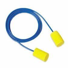 3m E A R Classic 311 1105 Foam Disposable Corded Barrel Ear Plugs 200 Pairs
