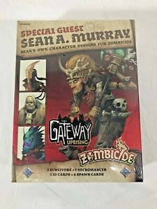 Green Horde Zombicide Black Plague Various conditions. Guest Artists