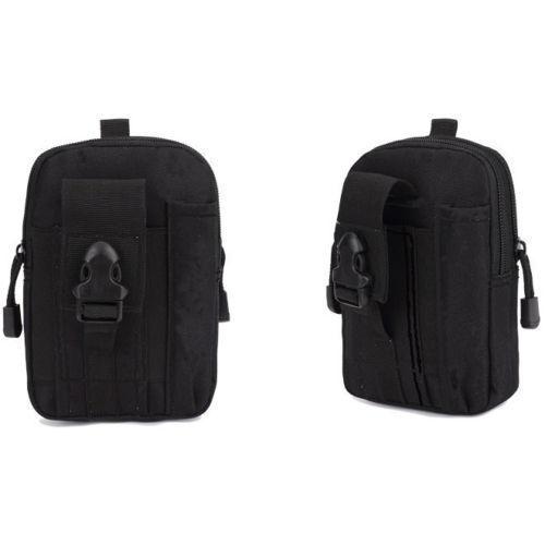 Outdoor Sports Military Molle Waterproof Waist Belt Bag Wallet Pouch Phone Case
