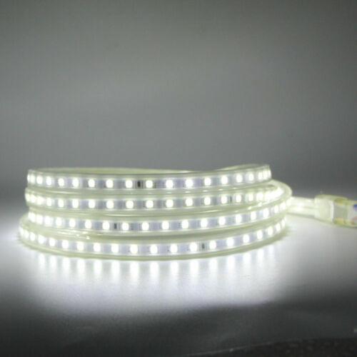 1-25M 2835 SMD LED Strip Lichtleiste Lichterkette 100led//m Band ip67 Wasserdicht