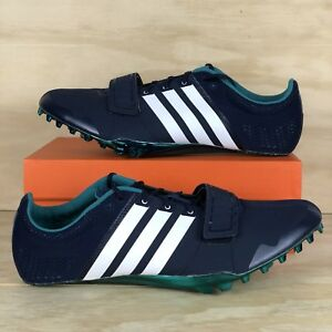 finest selection b7f76 71c57 Image is loading Adidas-Adizero-Prime-Accelerator-S78629-Sprint-Spikes-Track -