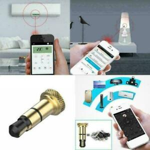 Universal-Smart-3-5-mm-IR-Infrarot-Fernbedienung-fuer-iPhone-TV-Android-Phon-I2E4
