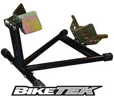 Front Wheel Chock for Motorbike/Motorcycle Storage/Transit Biketek/Bike-it