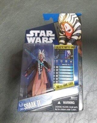 Shaak Ti CW31 STAR WARS 2010 The Clone Wars TCW MOC