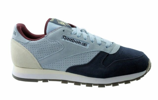 bd56254a550357 REEBOK CLASSIC LEATHER INTERNATIONAL OP SUEDE MENS TRAINERS UK SIZE 7 - 11