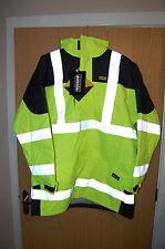 FR-LR11411 Lyngsoe High Visibility Fras Winter Jacket, Size L