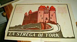brochure-originale-CINEMA-GAMBRINUS-LA-STREGA-DI-YORK-C-B-DE-MILLE-1927