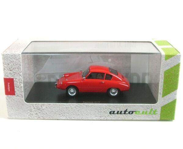 Jamos 650 GT (rouge) 1962