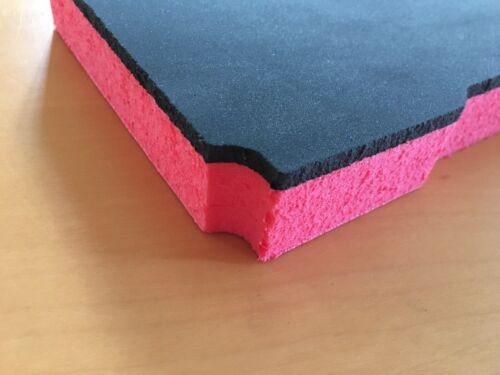 Valise de dépôt collées F tano FESTOOL MINI-systainer t-Loc gris rouge 30mm