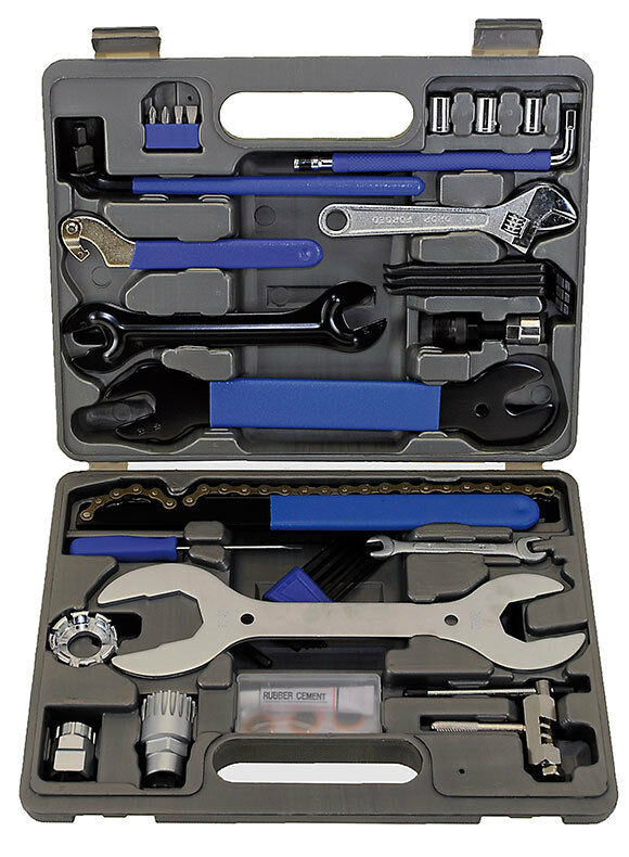 Fahrrad - Werkzeugkoffer M-Wave 43-teilig M-Wave Werkzeugkoffer 880050 823e3f