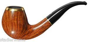 Vauen-Whistles-Baron-Kopfrand-Decorative-Ring-Brass-White-dot-Quality-0